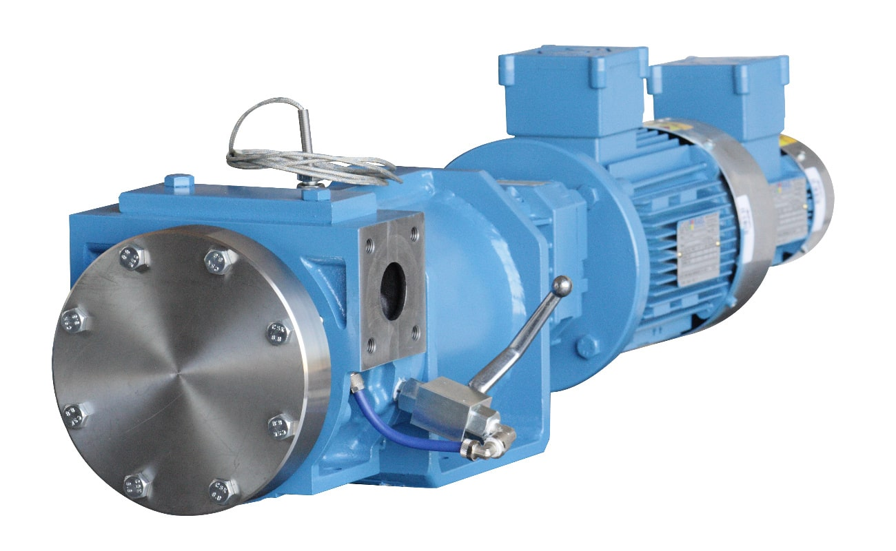 "Magnetic drive hollow disk pump type ""MAG"""
